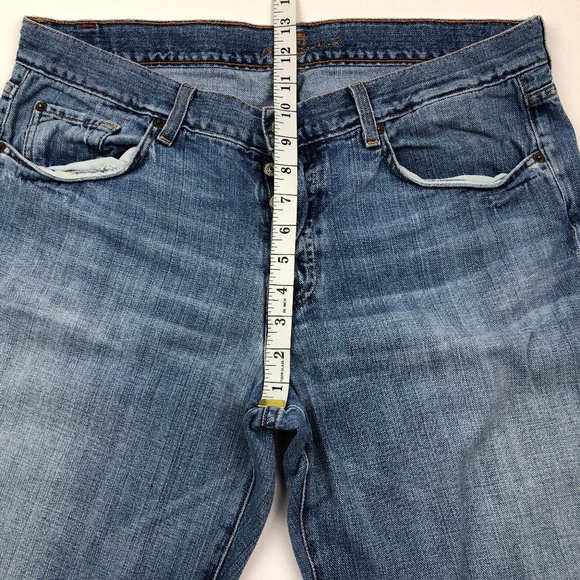 7 For All Mankind Jeans - 36x29 7 for all mankind relaxed jean